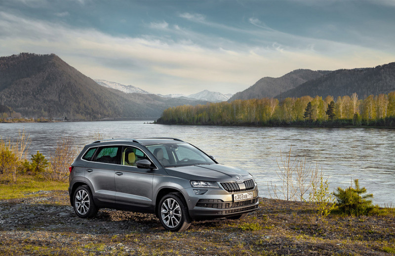 Дом на колесах: почему Škoda Karoq отлично подходит для семейных поездок