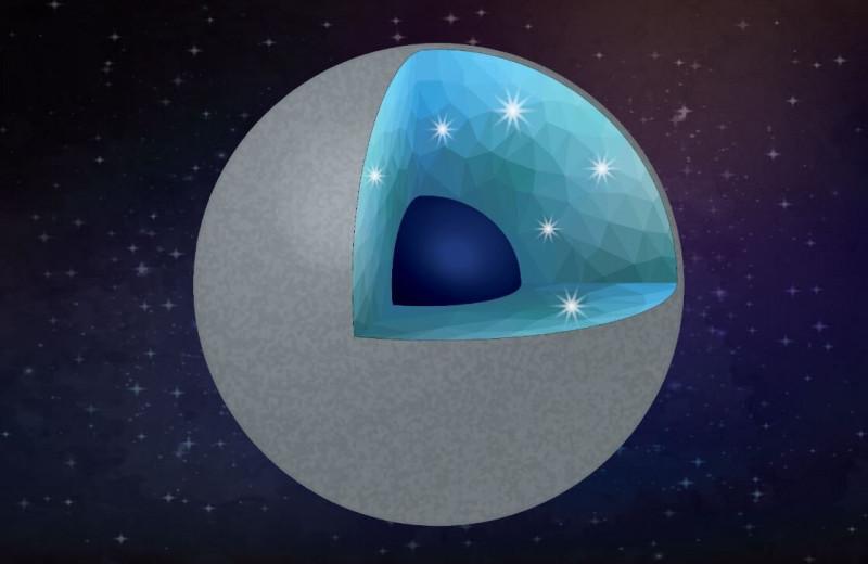 Богатые углеродом экзопланеты могут оказаться алмазными
