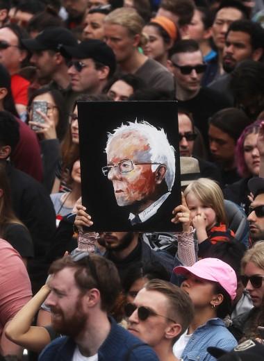 Как главный социалист Америки Берни Сандерс заработал состояние в $2,5 млн