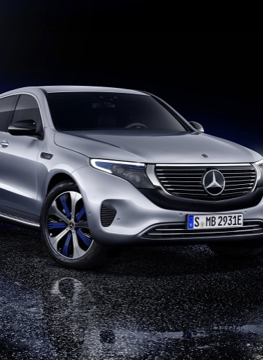 Новый Mercedes-Benz EQC: преимущества