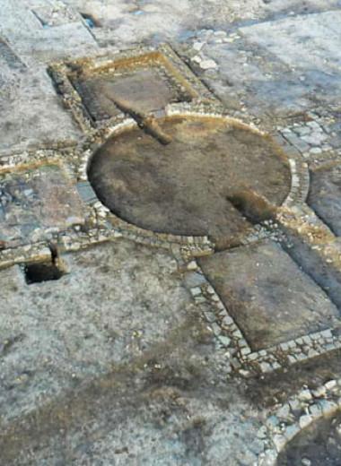В Северном Йоркшире обнаружены остатки большого римского дома с неизвестной ранее планировкой