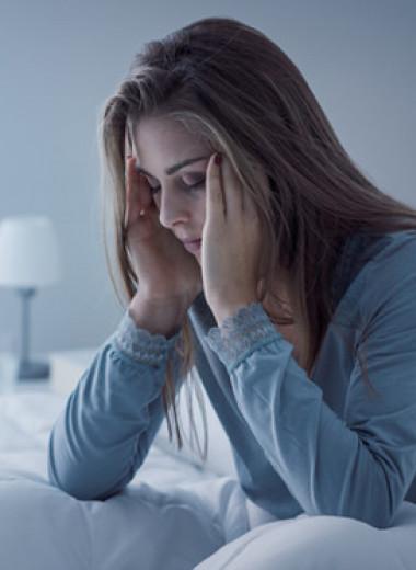 9 способов справиться с ночной тревожностью