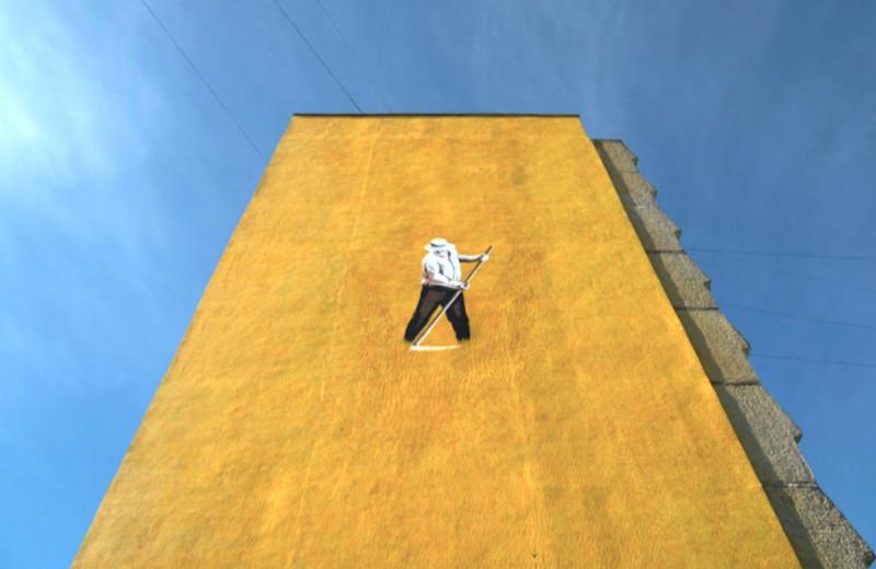 Партизанская культура: как стрит-арт отстаивает свое место в городах