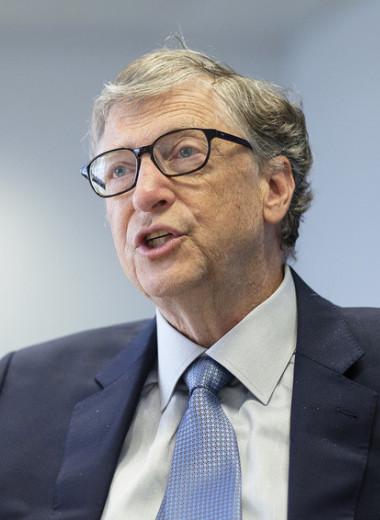 «Не только ради себя»: как Билл Гейтс продолжает борьбу с климатическими изменениями