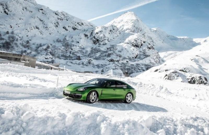 Porsche Panamera GTS: в спортивной форме