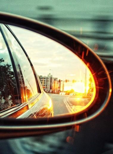 Как отрегулировать зеркала автомобиля: краткое руководство