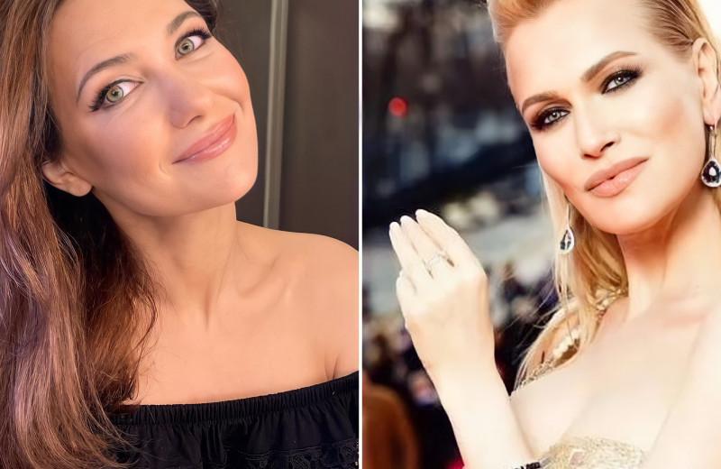 Тогда и сейчас: как выглядели в юности популярные российские актрисы 40+