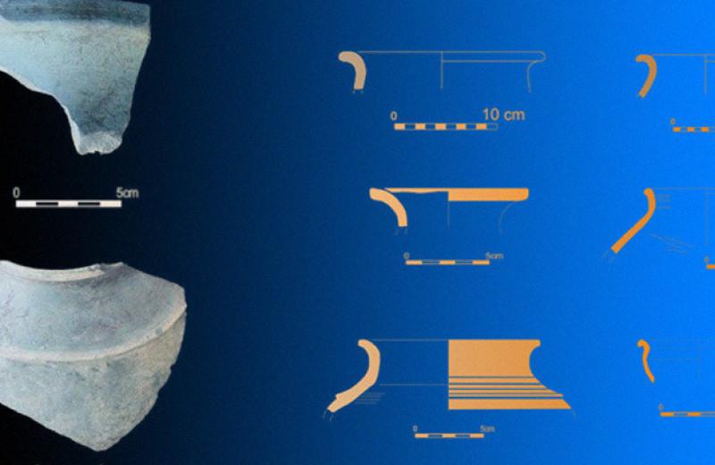 Молочно-мясную диету Индской цивилизации восстановили по керамическим черепкам