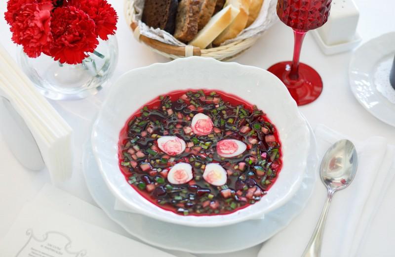 Жара в городе: 5 рецептов вкусных холодных супов