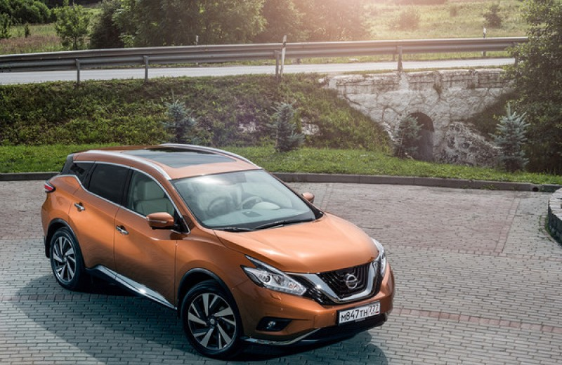Nissan Murano: без компромиссов