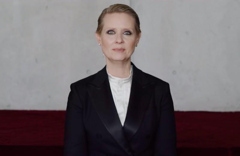 «Мы все виновны в насаждении правил»: Синтия Никсон о том, почему сказочные идеи женственности нам больше не подходят