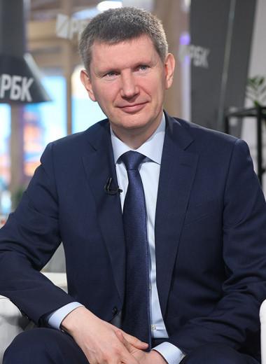 Максим Решетников — РБК: «Очевидно, что мы входим в период мировой инфляции, и этот период вряд ли будет краткосрочным»