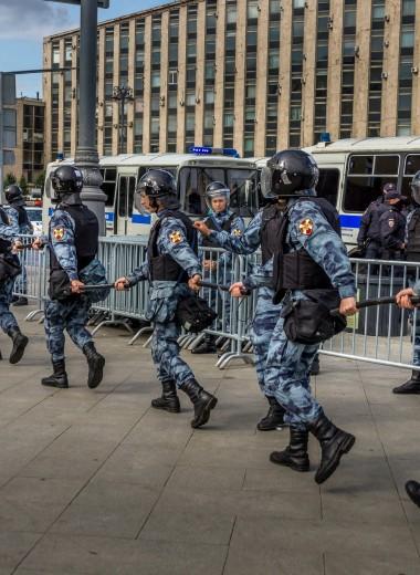 «Это же ваши сыновья»: как власти останавливали марш по Бульварному кольцу