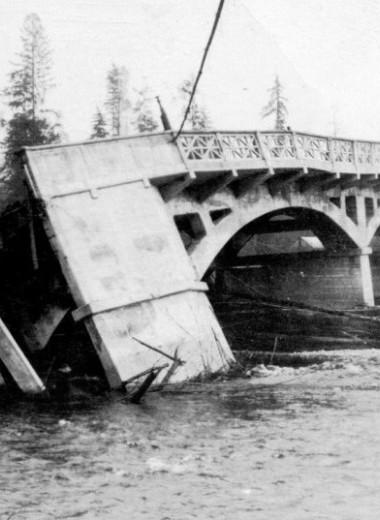10 самых неприятных обрушений мостов за 100 лет