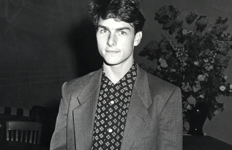 Мы в восторге от того, как Том Круз одевался в 1980-х