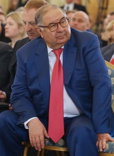«Никто никогда мне ничего не дарил»: миллиардерАлишер Усманов далинтервьюFT