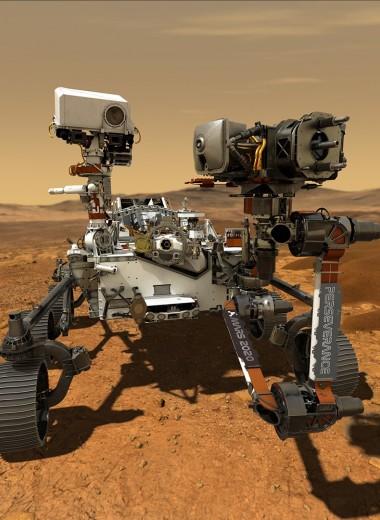 Марсианские хроники: почему марсоход NASA «Персеверанс» может совершить революцию в исследовании космоса (даже если не найдет на Марсе жизнь)