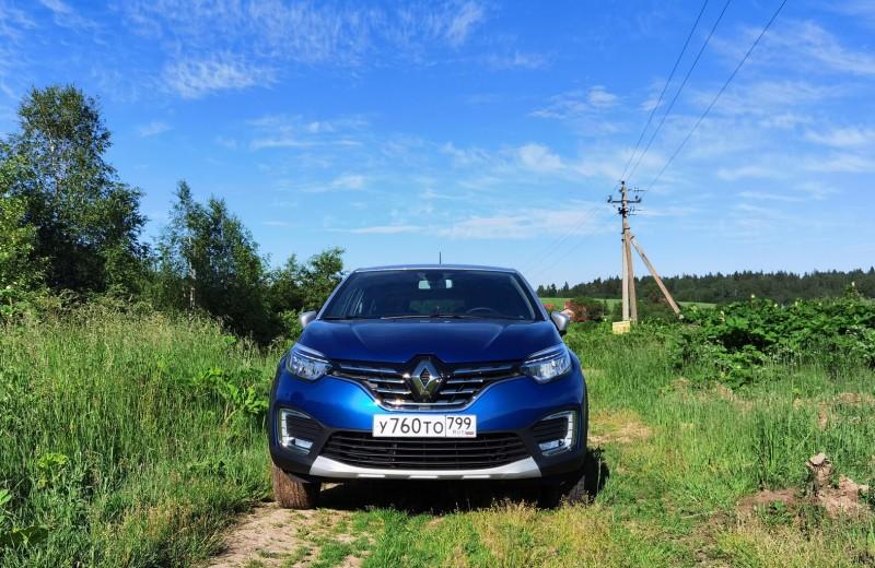 И к селу, и к городу: первый взгляд на новый Renault Kaptur
