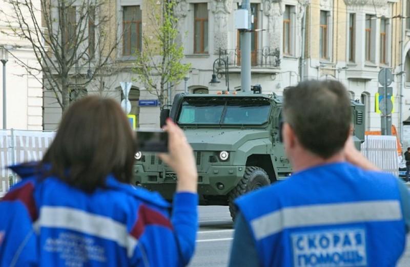 Парад вне расписания. Почему жизнь в России финансируется по остаточному принципу