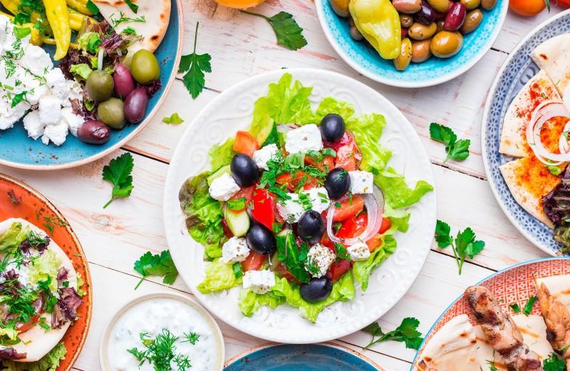 Средиземноморская диета — как составить меню и адаптировать его в России