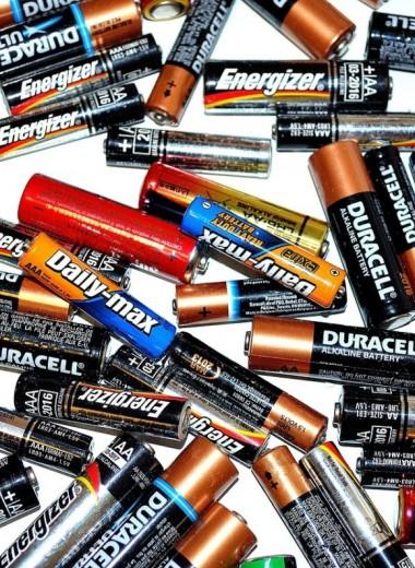 Виды батареек по размерам и химическому составу: шпаргалка CHIP