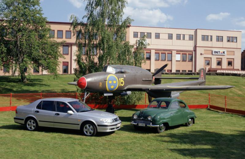 Головокружительный взлет и стремительное падение: история автомобильной марки Saab