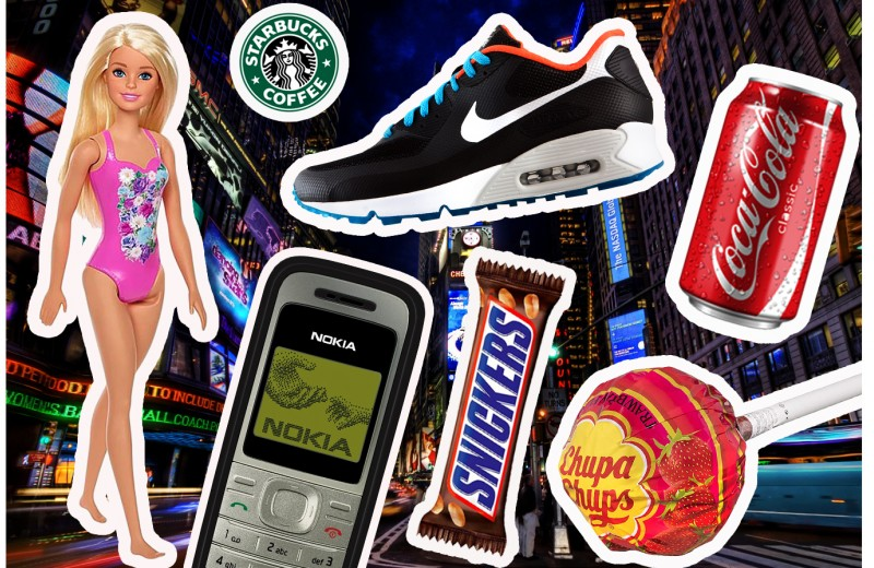 Коллекция марок: 23 истории о 23 самых известных брендах