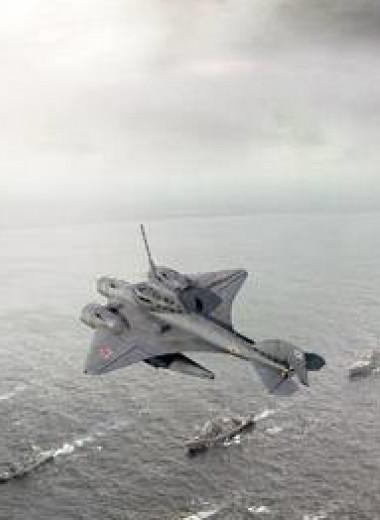 Крылатые субмарины: подводные истребители и авианосцы