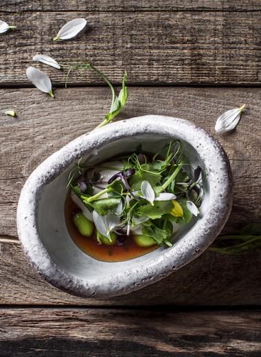 Овощи на гриле: лучшие места для веганов, вегетарианцев и флекситарианцев