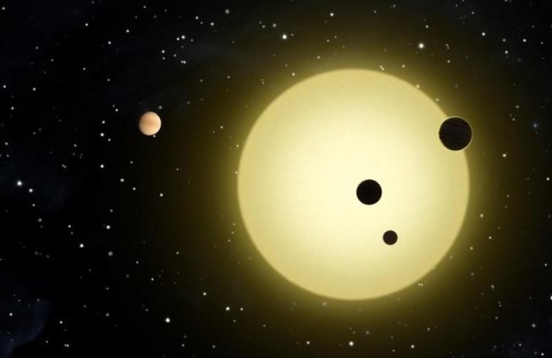 Чудо небесной механики: найдена планетная система с почти совершенной орбитальной «гармонией»