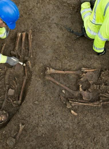 Загадка древних римлян: в Англии найдены человеческие останки с отрубленными ногами