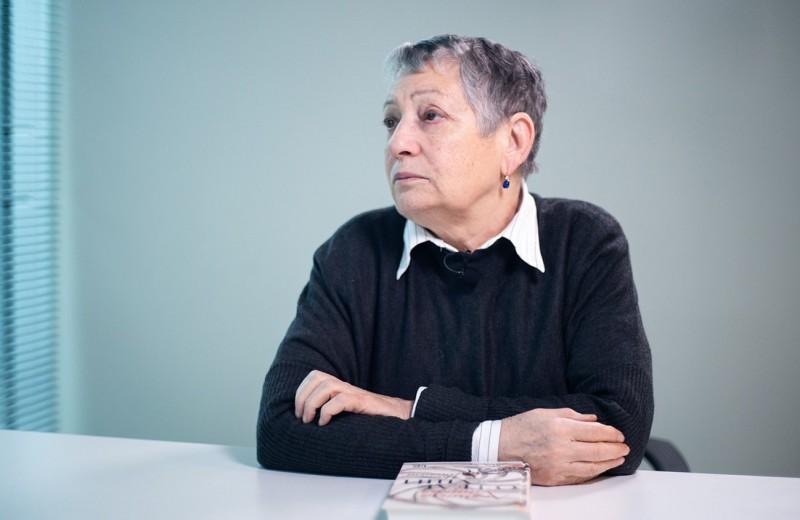 Людмила Улицкая — о своей рукописи «Чума», которая никогда не издавалась и сейчас обрела актуальность