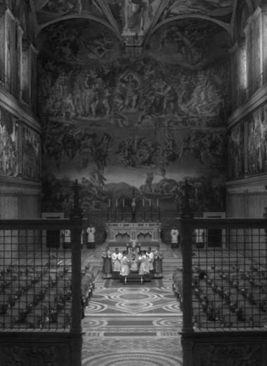 Эпизод шестой: Шантаж и римский вопрос