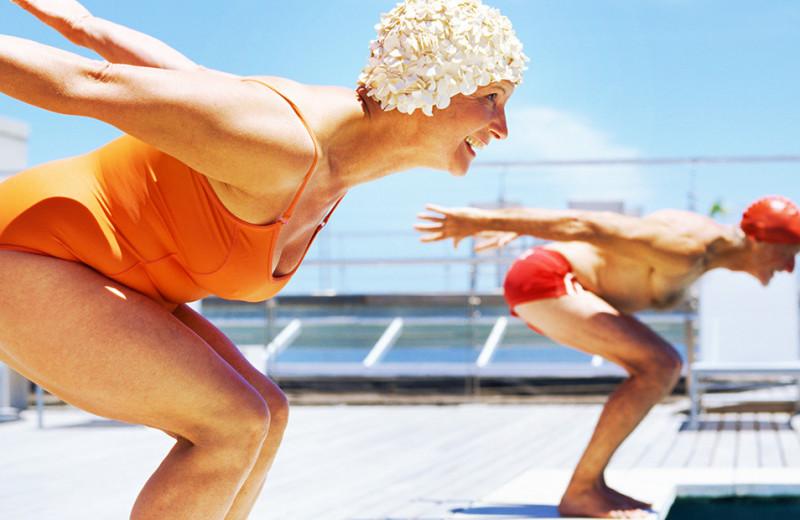 Как оставаться активным в старости