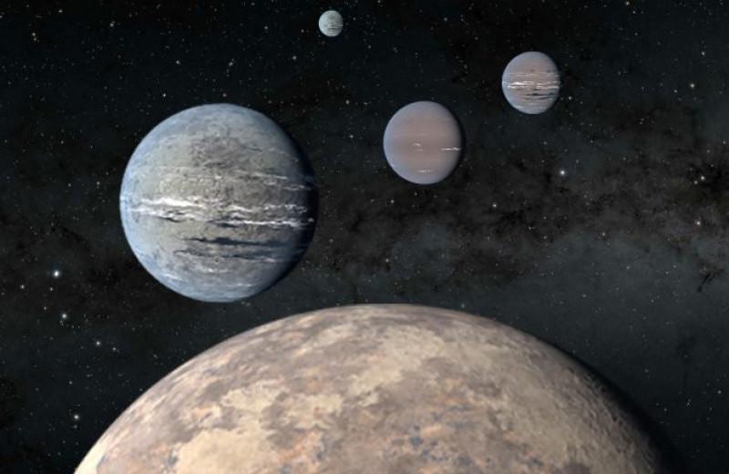 Школьники открыли четыре экзопланеты, включая суперземлю