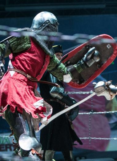 Исторические средневековые бои: где сегодня найти настоящих рыцарей?
