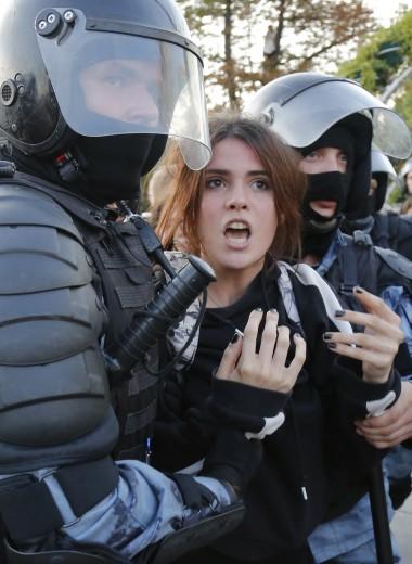 Сколько человек задержали в Москве на митинге 27 июля: главное