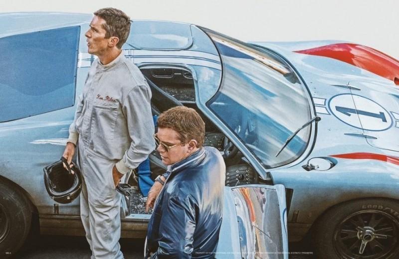 Сердце под капотом: в прокат вышел фильм о том, как Ford пытался обогнать Ferrari
