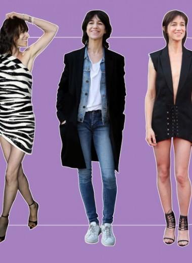 Парижский шик, кинообразы и идеальные джинсы: 5 вещей, за которые мода благодарна Шарлотте Генсбур