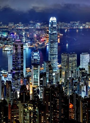 Гонконгу придется создать искусственный остров из-за критической нехватки земли