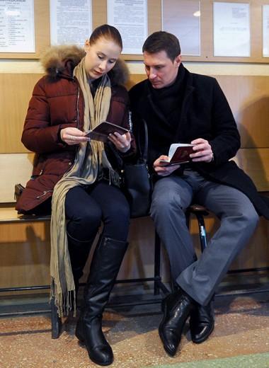 В Донбасс входит российское гражданство