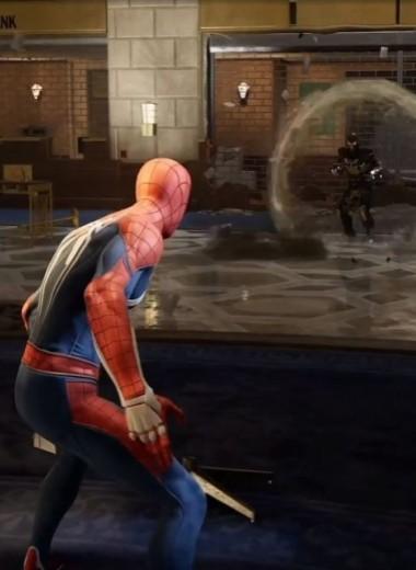 Обзор игры «Человек-паук» для PS4: новая Вселенная Marvel