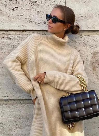 Платье-миди: главные опасности модели и с чем ее носить, чтобы выглядеть стильно