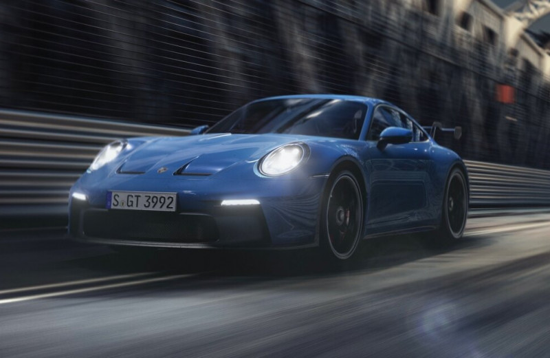 С гоночной трассы — на дороги общего пользования. Porsche представил новый 911 GT3