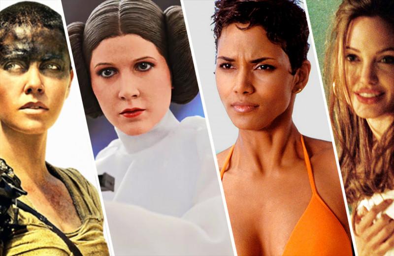 15 актрис, игравших по-настоящему крутых героинь, когда это еще не было мейнстримом