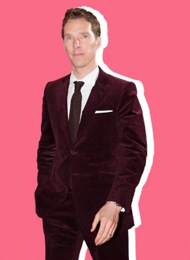 6 секретов стиля Бенедикта Камбербэтча, британского актера и современного денди