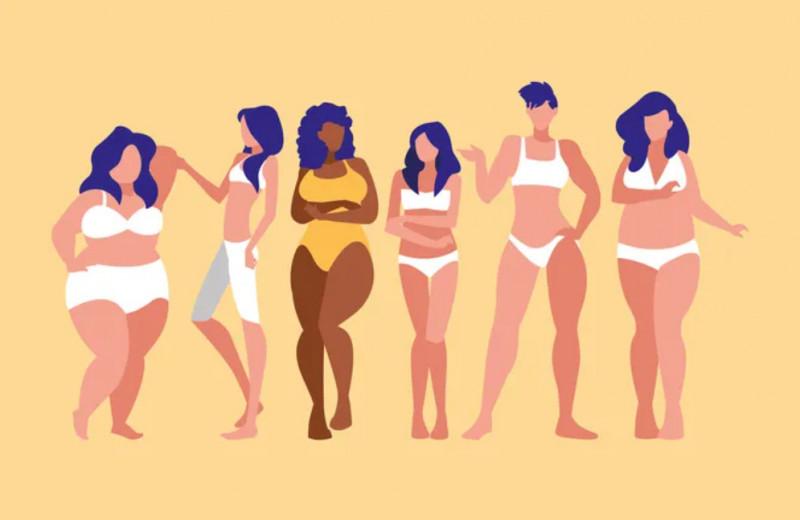 Как определить тип фигуры и правильно подобрать одежду