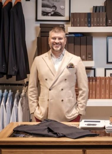 Дмитрий Мецаев: Хотите чего-то добиться — наденьте костюм