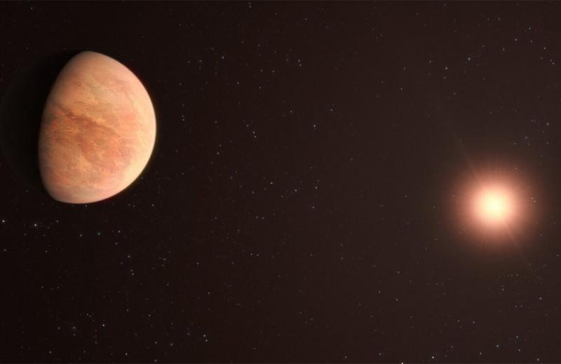 Планета-океан: что обнаружили астрономы недалеко от Солнца