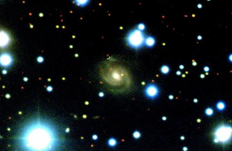 Быстрый радиовсплеск объяснили падением астероида на пульсар